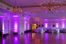 mood lighting hire munster